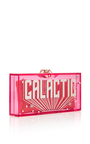 Galactic Penelope Clutch by CHARLOTTE OLYMPIA Now Available on Moda Operandi