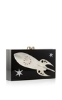 Outerspace Pandora Clutch by CHARLOTTE OLYMPIA Now Available on Moda Operandi