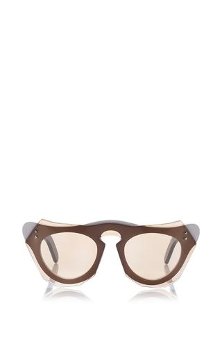 Medium marni nude sunglasses