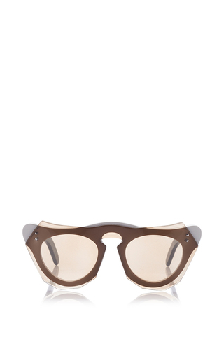 Medium marni nude sunglasses