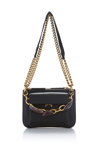 Bandoleer Shoulder Bag  by MARNI Now Available on Moda Operandi