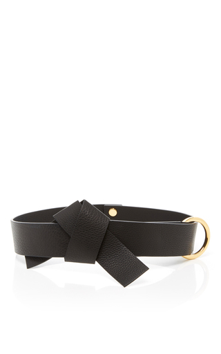Medium marni black belt