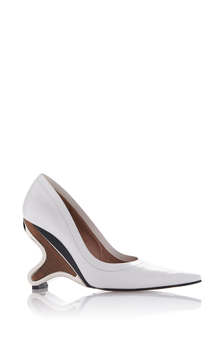 Medium marni white pumps  8