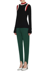 Stirrup Trousers by MARNI Now Available on Moda Operandi
