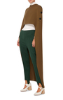 Asymmetrical Cape by MARNI Now Available on Moda Operandi