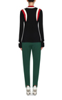 Long Sleeve Mock Neck Sweater by MARNI Now Available on Moda Operandi