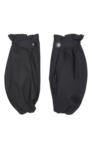 Medium marni black detachable sleeves  6
