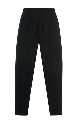 Medium marni black high waisted pleated trousers  2