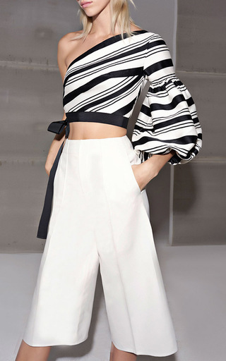 Toby One Sleeve Top by ALEXIS Now Available on Moda Operandi