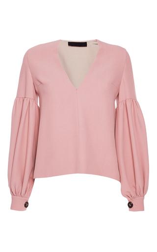 Medium alexis pink gabriella blouson top