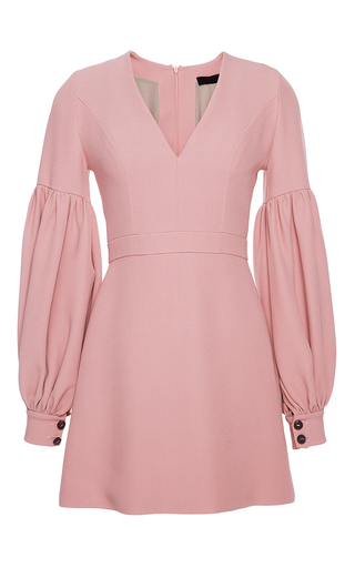 Medium alexis pink ellena blouson dress
