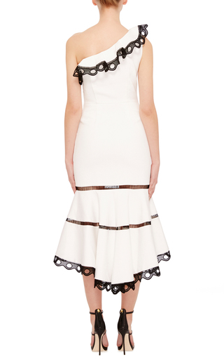 Christie One Shoulder Dress by ALEXIS Now Available on Moda Operandi