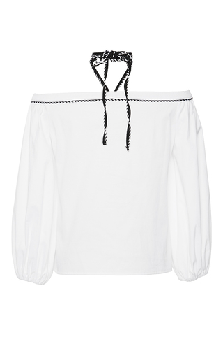 Karen Off The Shoulder Top by ALEXIS Now Available on Moda Operandi
