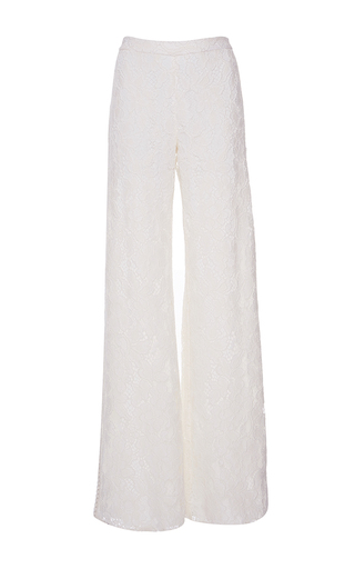 Medium alexis ivory rina lace pants