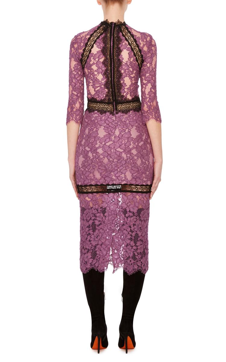 Orchid Marisa Midi Dress by Alexis | Moda Operandi