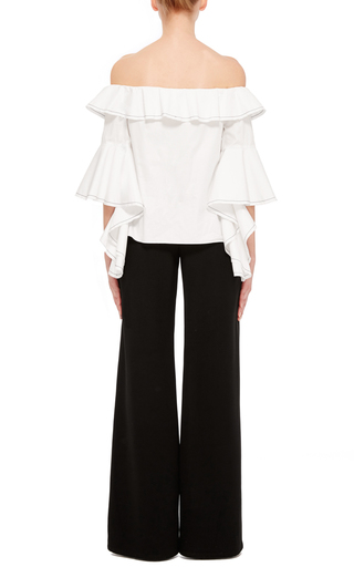 Oliviera Split Pants by ALEXIS Now Available on Moda Operandi
