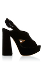 Elektra Sandal by CHARLOTTE OLYMPIA Now Available on Moda Operandi