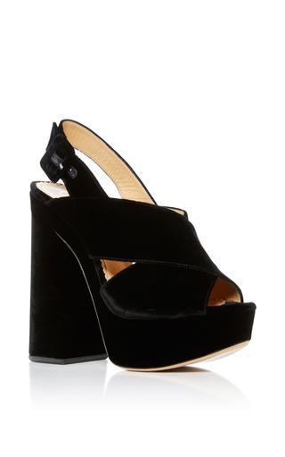 Medium charlotte olympia black elektra sandal