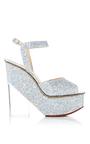 Leandra Platform Sandals by CHARLOTTE OLYMPIA Now Available on Moda Operandi