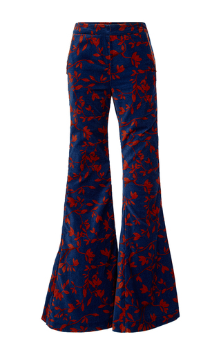 Medium johanna ortiz floral juan de castillo pants