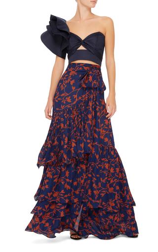 Laeta Tiered Skirt by JOHANNA ORTIZ Now Available on Moda Operandi