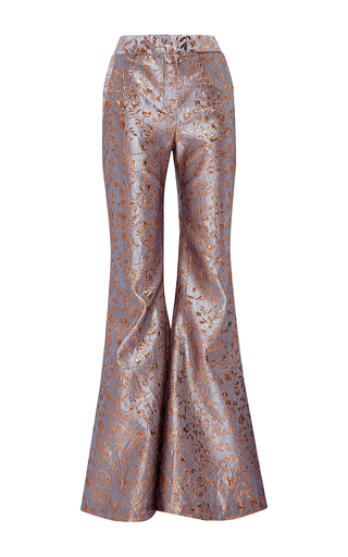 Medium johanna ortiz metallic principe de conde metallic pants