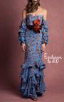 M'o Exclusive Kingston Dress by JOHANNA ORTIZ Now Available on Moda Operandi