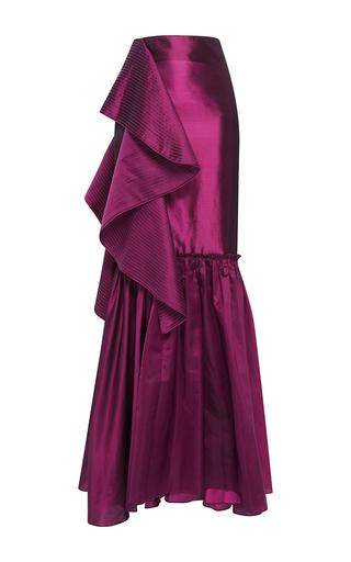 Medium johanna ortiz pink anna karenina fluted skirt