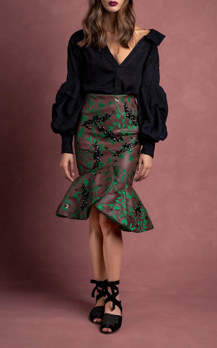 Anelise Shirt By Johanna Ortiz Moda Operandi