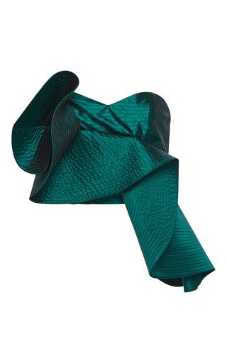 Medium johanna ortiz green nefertiti strapless top
