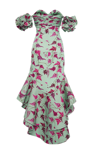 M'o Exclusive Clarissa Dress by JOHANNA ORTIZ Now Available on Moda Operandi