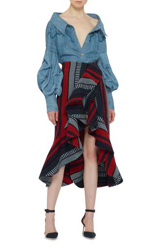 M'o Exclusive Alexia Skirt by JOHANNA ORTIZ Now Available on Moda Operandi