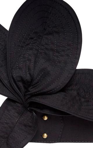 Ivy Lexton Flower Belt by JOHANNA ORTIZ Now Available on Moda Operandi