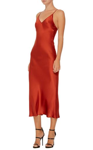 Bias Slip Dress by PROTAGONIST Now Available on Moda Operandi