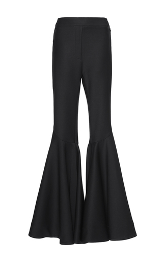 Medium ellery black jacuzzi full flare pant