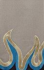 Sigma Western Flame Skirt by MARY KATRANTZOU Now Available on Moda Operandi
