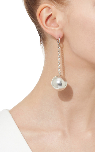 Ball And Chain Earrings by ISABEL MARANT Now Available on Moda Operandi