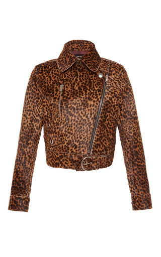 Medium isabel marant animal eston perfecto style jacket