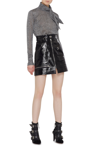 Lynne Front Zip Skirt by ISABEL MARANT Now Available on Moda Operandi
