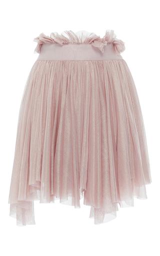 Medium maria lucia hohan light pink frannie silk skirt