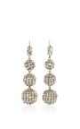 Swarovski Crystal Ball Drop Earrings by ISABEL MARANT Now Available on Moda Operandi