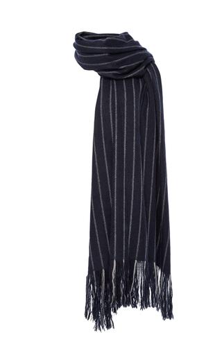 Medium isabel marant navy arly scarf