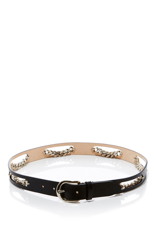 Medium isabel marant black rich belt
