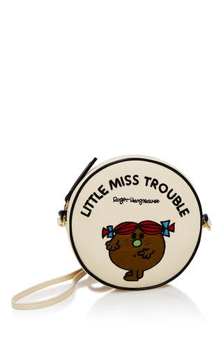 Medium olympia le tan neutral little miss trouble crossbody bag