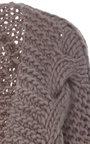 Cableknit Cardigan by I LOVE MR. MITTENS Now Available on Moda Operandi