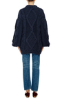 Angeline Cableknit Sweater by I LOVE MR. MITTENS Now Available on Moda Operandi