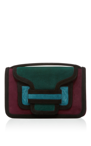 Medium pierre hardy multi alpha crossbody clutch