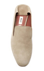 Boell Suede Mules by BALLY Now Available on Moda Operandi
