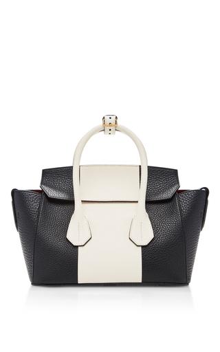 Medium bally black sommet hand bag