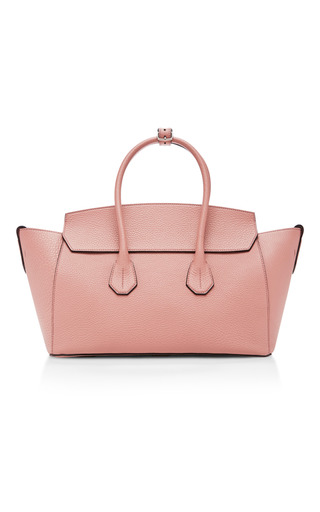 Medium bally pink sommet hand bag 2